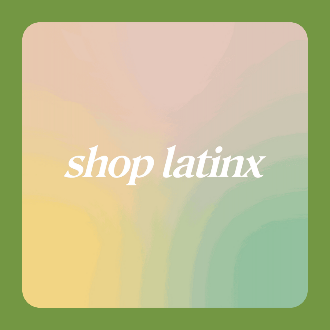 shop latinx logo