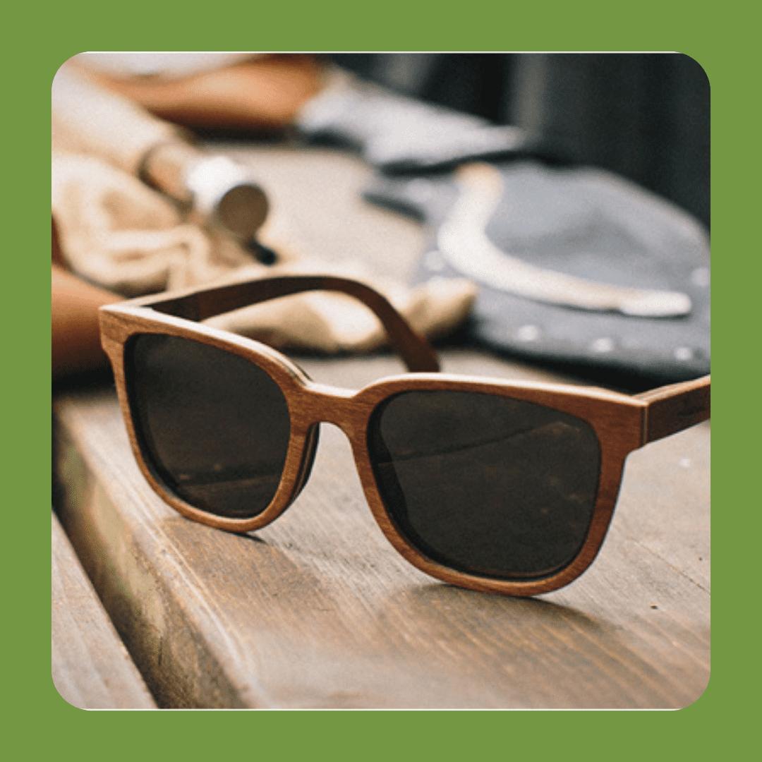 Schwood wooden sunglasses