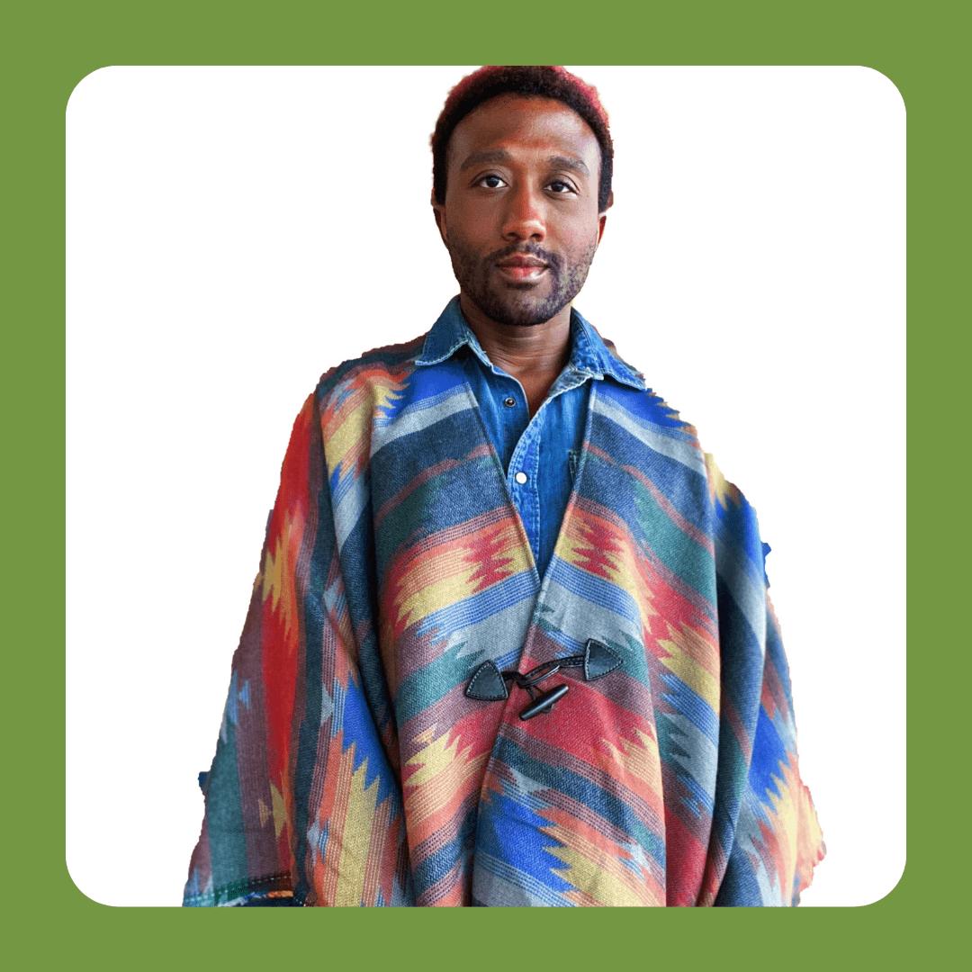 Terrance williams designs poncho