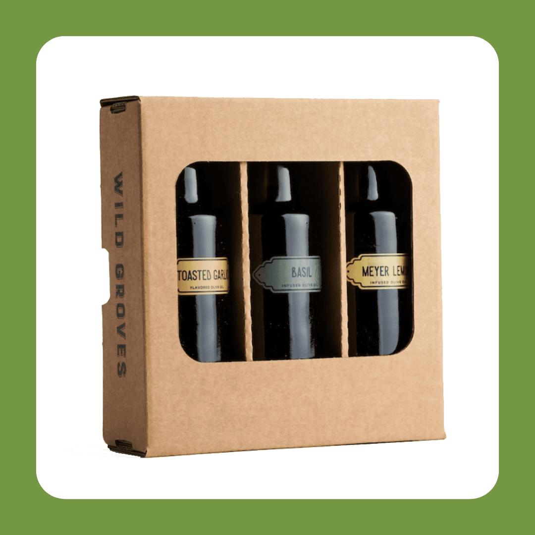 Wild Groves Olive Oil GIft Set