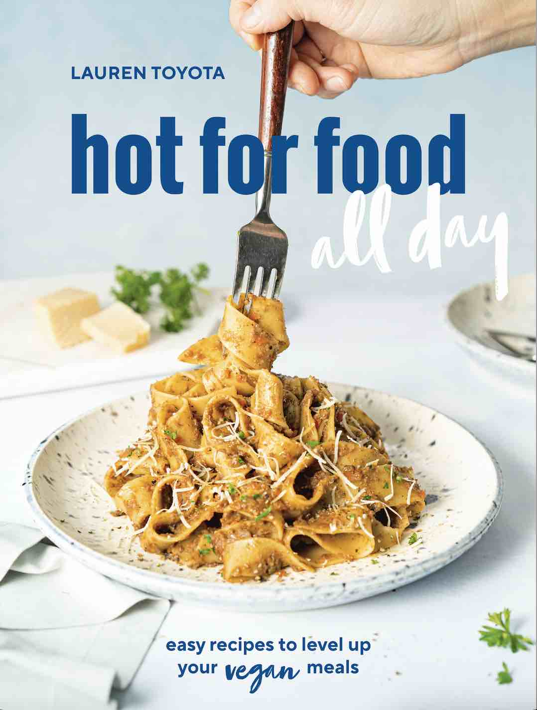 Image of Hot For Food All Day Cookbook Cover