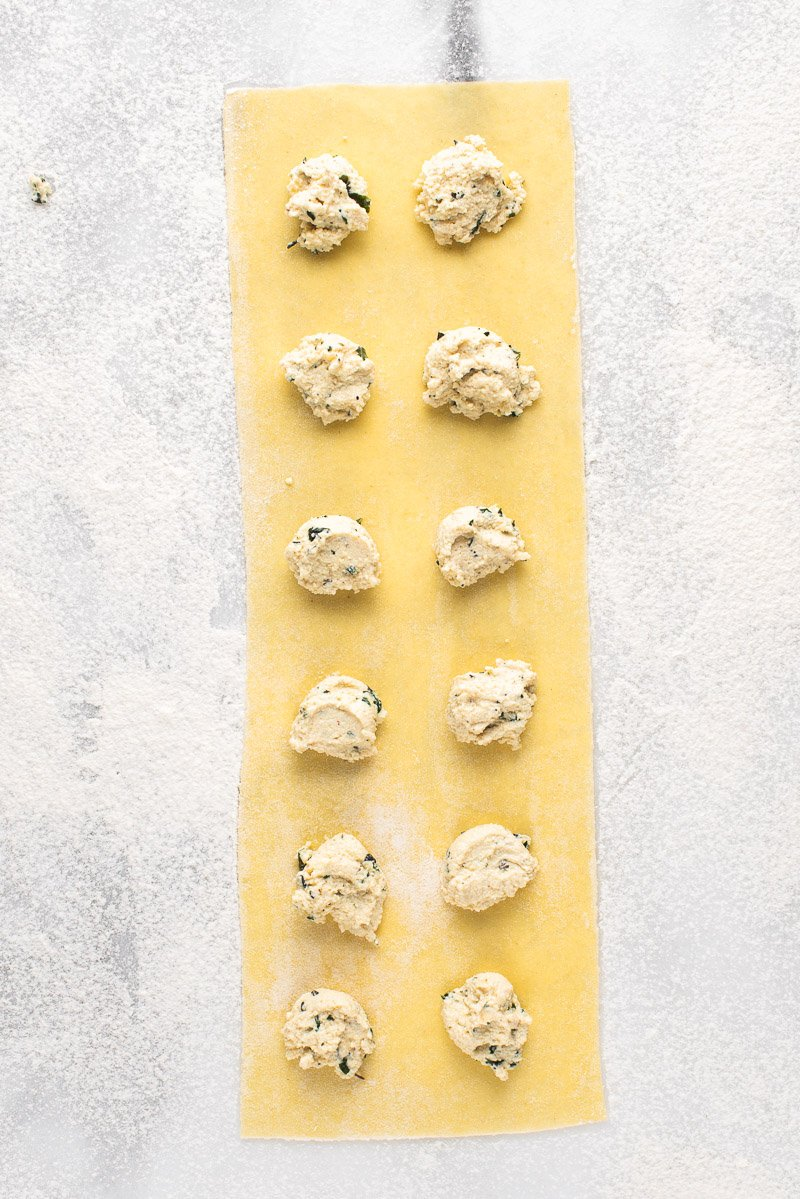step by step photos how to make ravioli from scratch